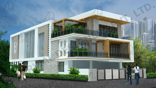best residential architects firms in India - Aggarwal Designers Private Limited