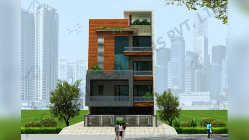 Top residential architectural firms in India - Aggarwal Designers Private Limited